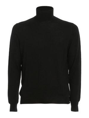 DRUMOHR: Turtlenecks & Polo necks - Merino wool turtleneck
