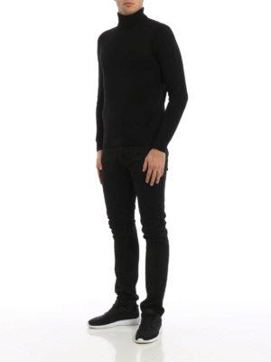 Drumohr: Turtlenecks & Polo necks online - Superfine merino wool turtleneck