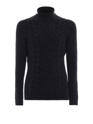 Drumohr: Turtlenecks & Polo necks - Soft merino wool turtleneck