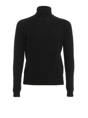 Drumohr: Turtlenecks & Polo necks - Superfine merino wool turtleneck