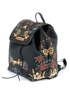 Dsquared2: backpacks online - Alberta tattoo print backpack