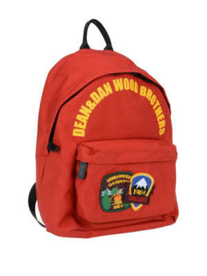 Dsquared2: backpacks online - Dean&Dan Wood Brothers backpack