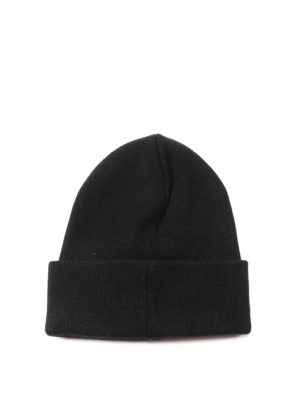 Dsquared2: beanies online - Knitted wool beanie
