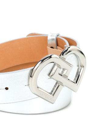 Dsquared2: belts online - DD leather belt
