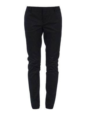 Dsquared2: casual trousers - Stretch cotton trousers