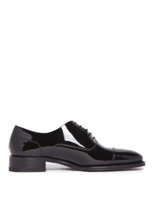 Dsquared2: classic shoes - Patent leather classic shoes