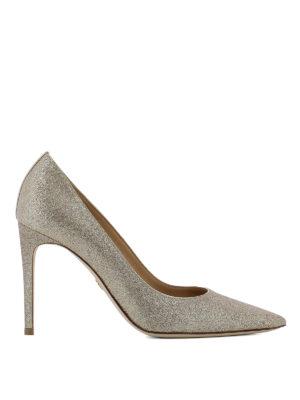 Dsquared2: court shoes - Basic powder glitter pumps