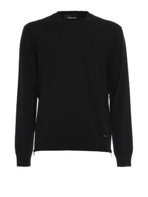 Dsquared2: crew necks - Pure wool sweater