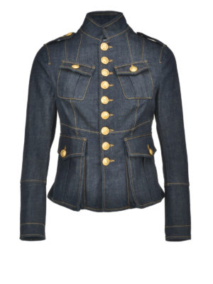 Dsquared2: denim jacket - Livery denim jacket
