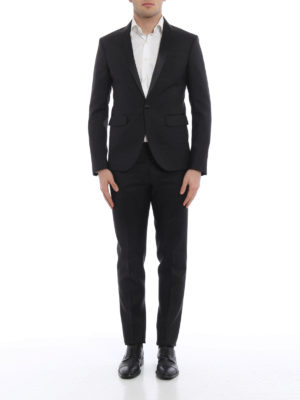 Dsquared2: dinner suits online - Tokyo wool and silk tuxedo
