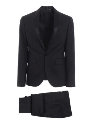 Dsquared2: dinner suits - Tokyo wool and silk tuxedo