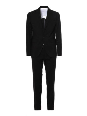 Dsquared2: formal suits - LIGHTWEIGHT WOOL SUIT