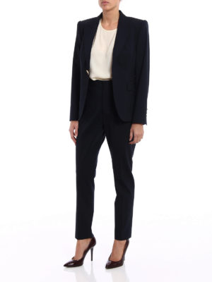 Dsquared2: formal suits online - One button cool wool pant suit