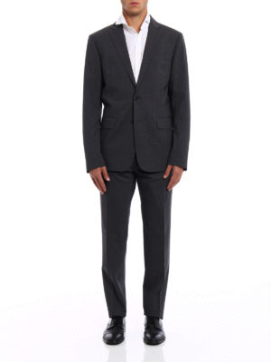 Dsquared2: formal suits online - Paris grey tailored suit