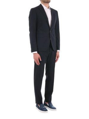 Dsquared2: formal suits online - Peak lapels suit