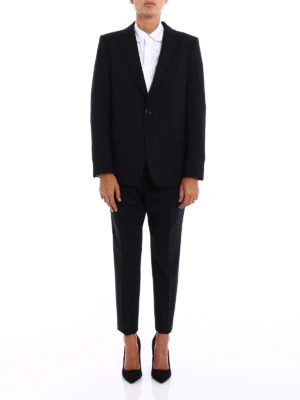 Dsquared2: formal suits online - Virgin wool two-piece suit