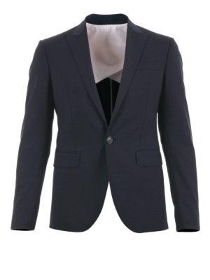 Dsquared2: formal suits - Peak lapels suit