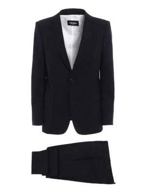 Dsquared2: formal suits - Virgin wool two-piece suit