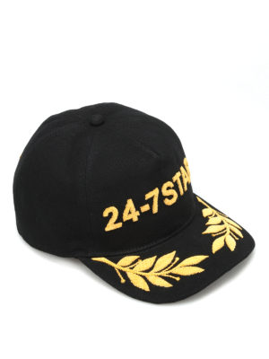 Dsquared2: hats & caps - 24-7 Icon Cap