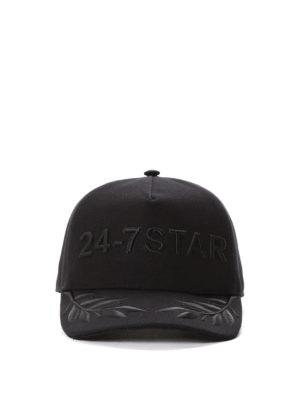 Dsquared2: hats & caps - 24-7 Icon cap