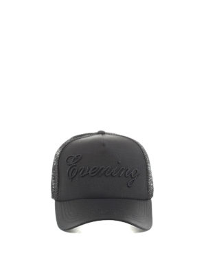 Dsquared2: hats & caps - Evening embroidery baseball cap