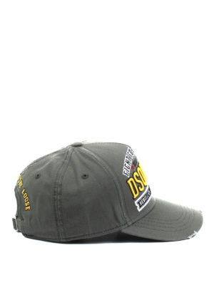 Dsquared2: hats & caps - Fight for Freedom baseball cap