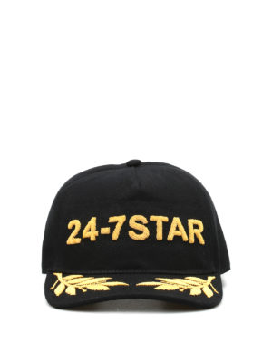 Dsquared2: hats & caps online - 24-7 Icon Cap