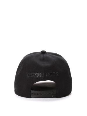 Dsquared2: hats & caps online - 24-7 Icon cap