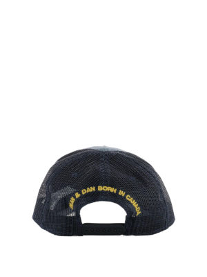 Dsquared2: hats & caps online - Canada patch baseball cap