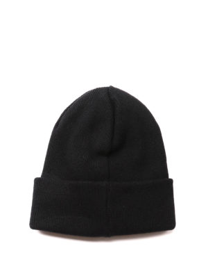 Dsquared2: hats & caps online - Knitted wool beanie