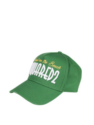 DSQUARED2: cappelli - Cappellino da baseball Sunset