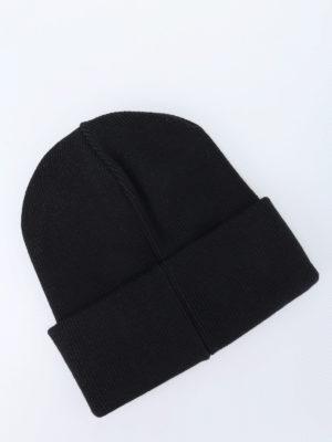 DSQUARED2: berretti online - Berretto in lana con logo