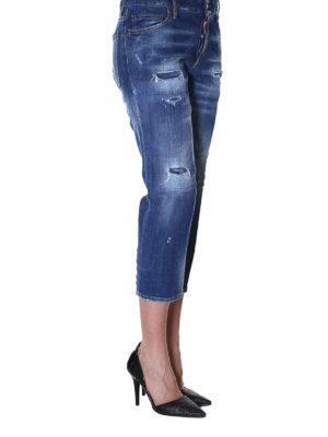 DSQUARED2: Boyfriend online - Jeans crop stile boyfriend
