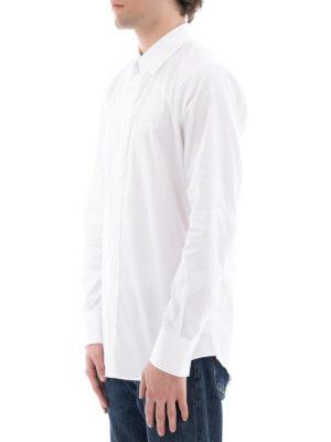 DSQUARED2: camicie online - Elegante camicia in cotone bianco