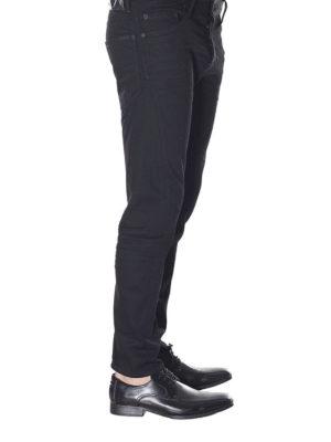 DSQUARED2: jeans skinny online - Jeans neri Sexy Twist