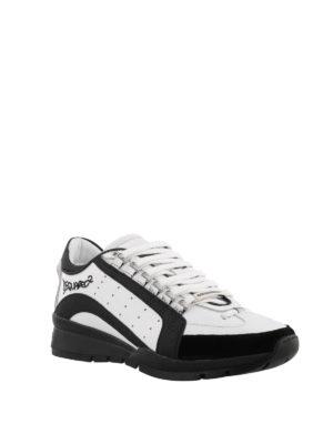 DSQUARED2: sneakers online - Sneaker 551 bicolor