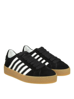DSQUARED2: sneakers online - Sneaker Bronx Hip Hop Rapper's Delight nere