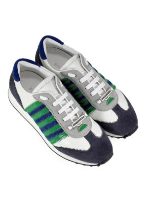DSQUARED2: sneakers online - Sneaker New Runner Hiking