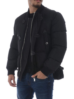 Dsquared2: padded jackets online - Down padded bomber jacket