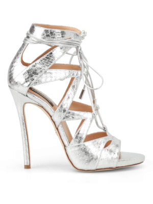 Dsquared2: sandals - Tie me up sandals
