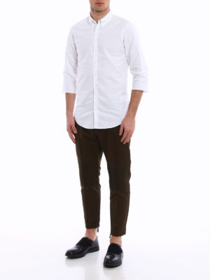 Dsquared2: shirts online - Three quarter sleeved shirt