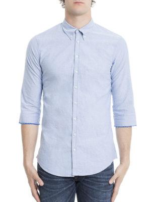 Dsquared2: shirts online - Three quarter sleeved shirt