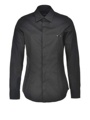 Dsquared2: shirts - Pierced shirt