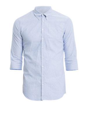 Dsquared2: shirts - Three quarter sleeved shirt