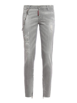 Dsquared2: skinny jeans - Cool Girl skinny jeans