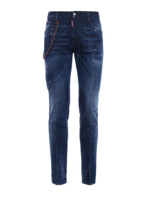 Dsquared2: skinny jeans - Cool Guy jeans with keyholder