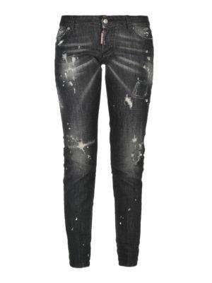 Dsquared2: skinny jeans - Jennifer slim jeans