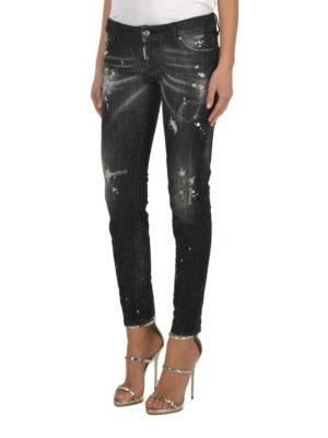 Dsquared2: skinny jeans online - Jennifer slim jeans