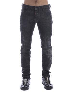 Dsquared2: skinny jeans online - Slim coloured denim jeans