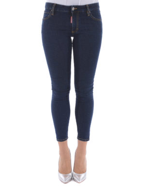 Dsquared2: skinny jeans online - Twiggy jeans